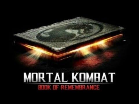 Mortal Kombat Encyclopedia Book of Remembrance Trailer