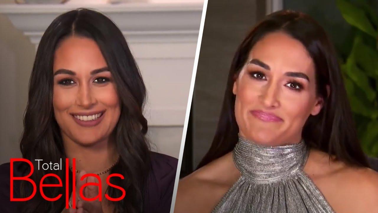 Inside Brie and Nikki Bella's Sister Evolution | Total Bellas