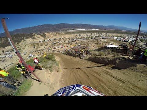 GoPro : Jessy Nelson Moto 1 : MXGP Of Glen Helen