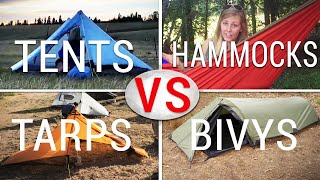 Which Backpacking Shelter is the BEST