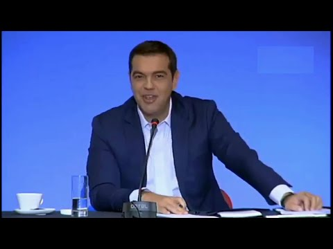 Alexis Tsipras press conference at Thessaloniki Fair [11/9/2016]