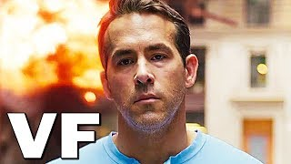 FREE PLAYER Bande Annonce VF (2020) Ryan Reynolds