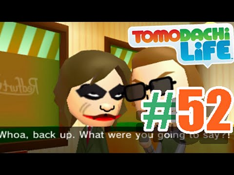 Tomodachi Life W/ Commentary P.52 - Hot Ice Cream