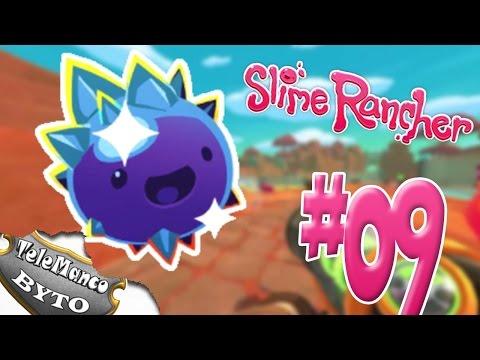   Slime Rancher  #09 Slime de Cristal y todas sus fusiones    Byto   720P  