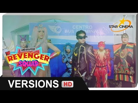 Teaser | 'Ngayong pasko more werpa sa pamilya' | The Revengers Squad