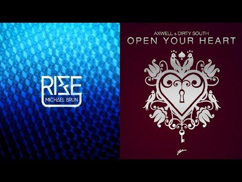 Michael Brun Vs. Dirty South Vs. Rudy - Rise Your Heart (Tomicii Mashup)