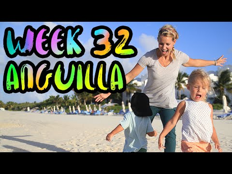 Best of Anguilla!! CuisinArt Resort, Sports Day, and Manilla's First Kiss?! /// WEEK 32 : Anguilla