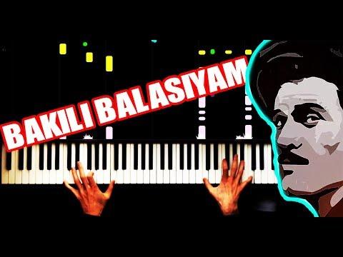 Bakili Balasi - PIANO TUTORIAL by VN