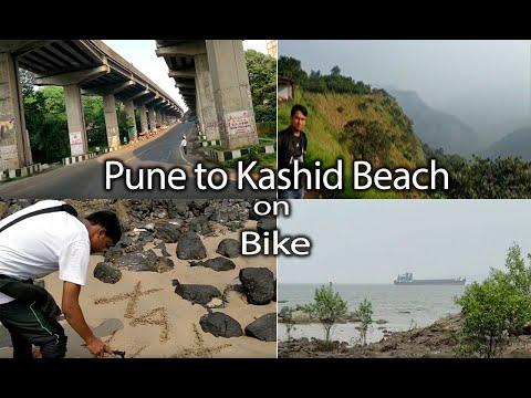 Pune to Kashid beach on Bike