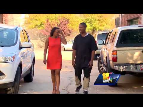 Video: Man reunited with theft victim who helped him get on path to recovery