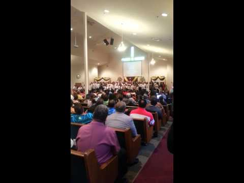 NWSF special song @ USA Samoan District Council