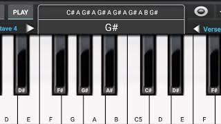 Lo maan liya humne raaj ringtone piano
