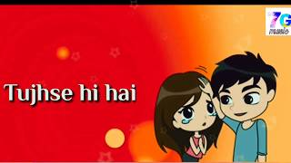 Tujhse hi se meri duniya short whatsapp status video \ 7G Music