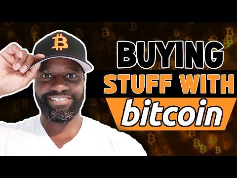 Buying Stuff With Bitcoin - 3 Popular Places To Spend Bitcoin