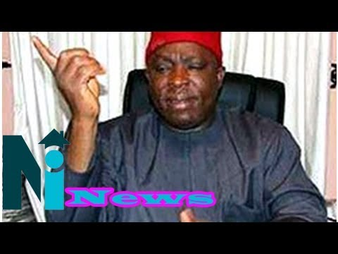 Umeh wins Anambra Central Rerun election