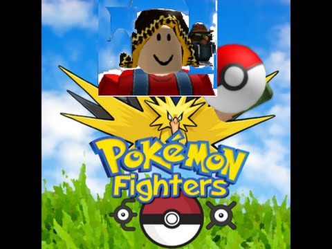 Roblox Pokemon Fighters Ex Ep1 No Players Youtube