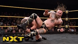 Aleister Black vs. Adam Cole: WWE NXT, Dec. 13, 2017