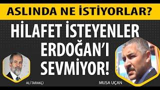 Hilafet İsteyenler Erdoğanı Sevmiyor Aslında Ne İstiyorlar?