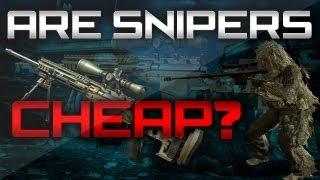Download lagu MW3 Are Snipers Cheap 30 2 MSR FFA MP3