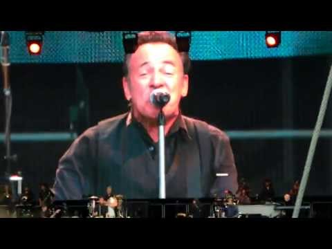 Lucille, Bruce Springsteen, Paris 29/06/2013
