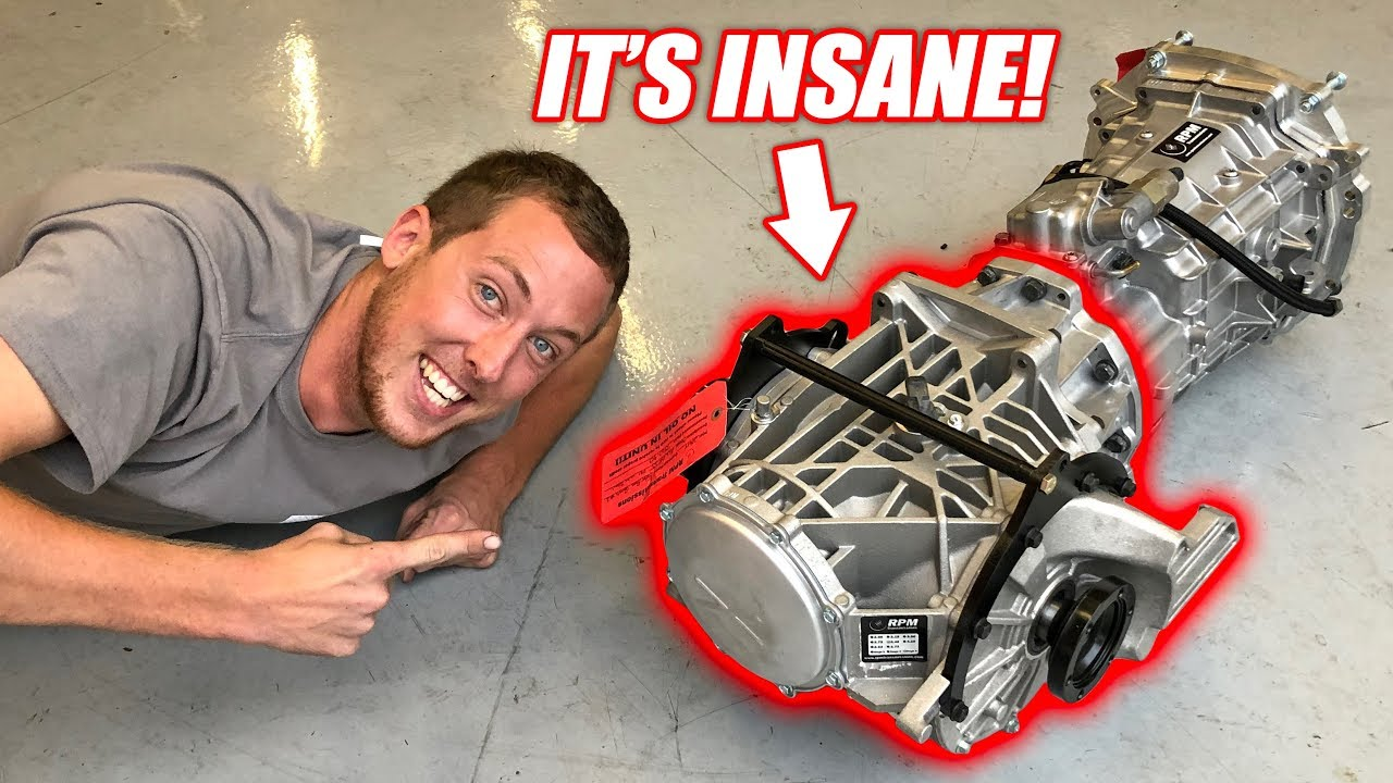 The HOLY GRAIL of Corvette Diffs Just Arrived for Leroy!!!