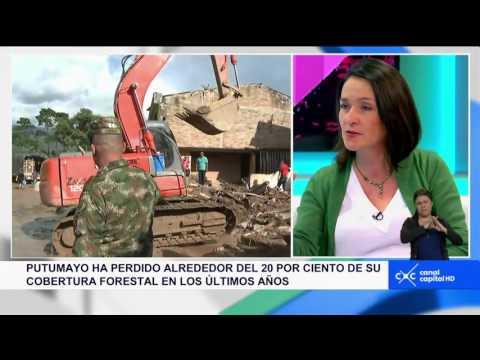 Entrevista Claudia Palacios - Jimena Puyana, de la PNUD