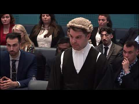 Ean Ross Speech in the U.K. Supreme Court - Mooting Competition Final