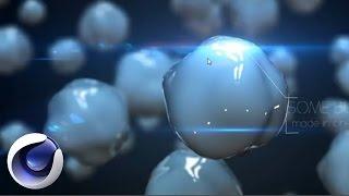 Cinema 4D – Частицы в Cinema 4D. [Уроки 3D]