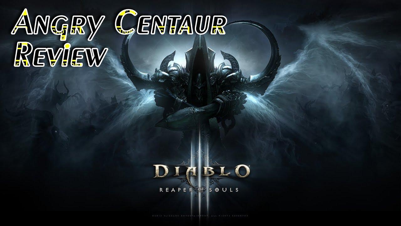 Diablo 3: Reaper of Souls PS4 Review