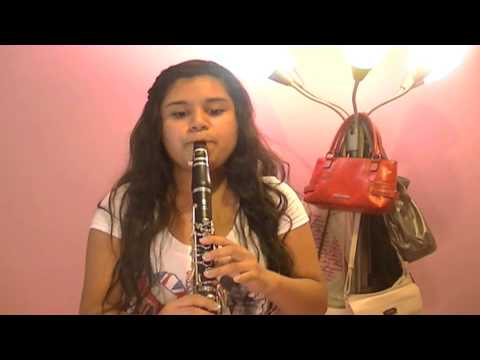 Best Song Ever-One Direction (Clarinet Cover)