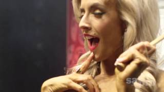 2015 SAF Pro Fitness Model Championship Highlights
