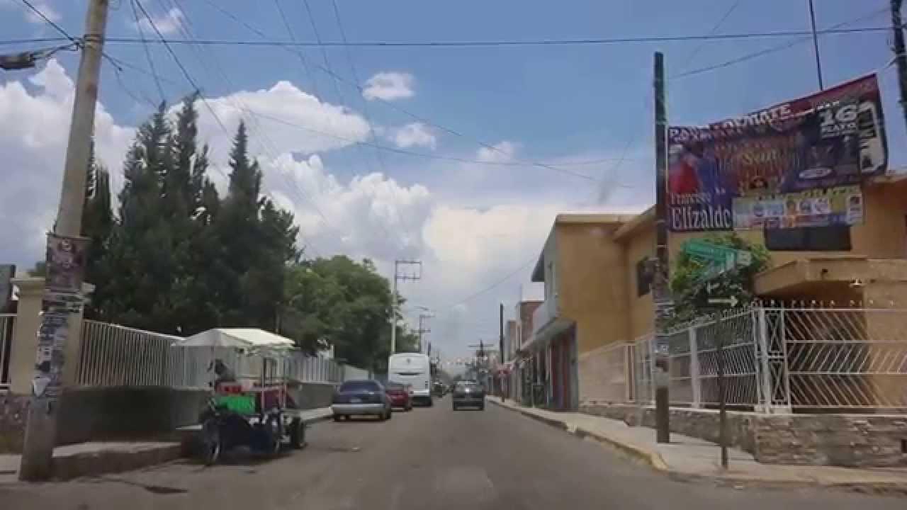 Download Dando una vuelta en Rincón de Romos, Aguascalientes - Parte 1