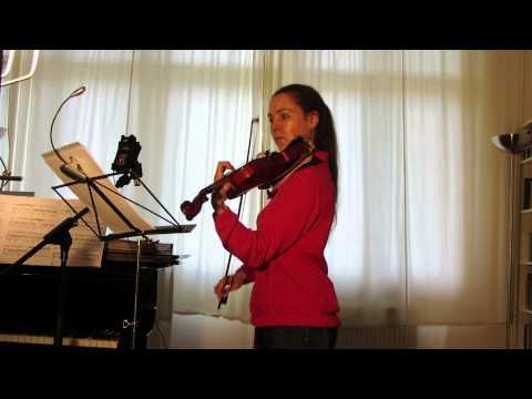 Paganini: Cantabile D-Dur