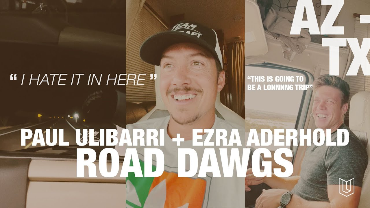 Download ULI VLOG - Paul and Ezra Lose Their Minds Traveling Across The Country