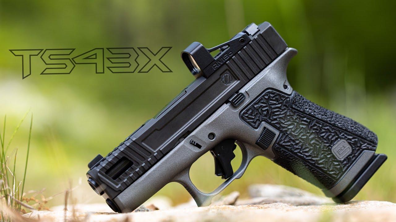 TS43X | Sei Signature EDC Pistol