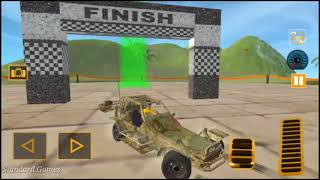 4x4 off Road Army Truck Driving Desert Games 2018 _ Mobile Games | #Standard_Games