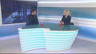 «Интервью дня»: известный актер и режиссер Иван Стебунов