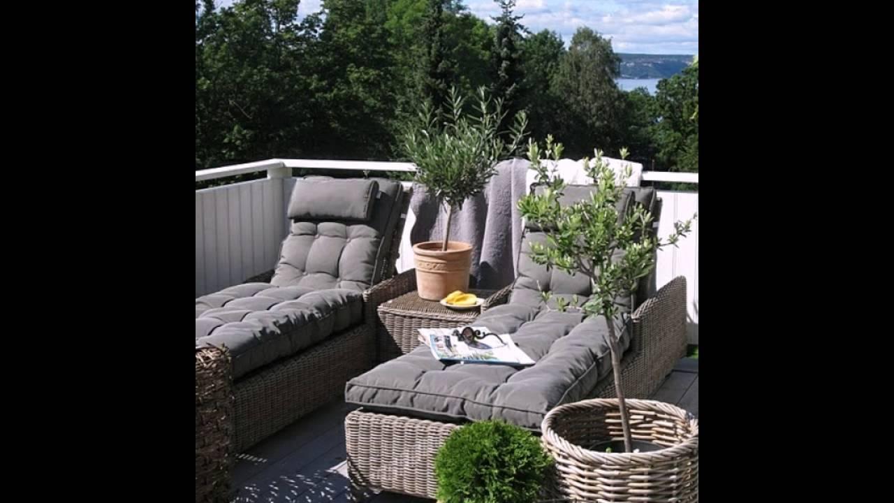 moderne terrassengestaltung mit tollen loungem beln youtube. Black Bedroom Furniture Sets. Home Design Ideas