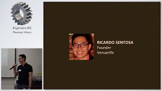 Ricardo Sentosa - Fuckup Nights - Singapore, Vol. VII