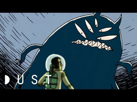 """Sci-Fi Short Film """"The Terrible Thing of Alpha 9!"""" presented by DUST"""