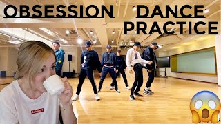 Gambar cover EXO 엑소 'Obsession' Dance Practice