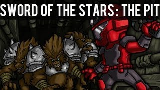 First Impressions - Sword of The Stars: The Pit - First Impressions - Gameplay [PC / Steam]