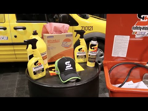 Safety-Kleen Automotive Parts Cleaners