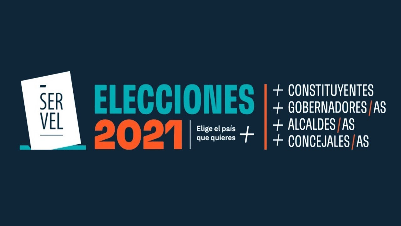 Transmisión Oficial Servel Elecciones 2021