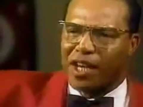 Minister Farrakhan VS Mike Wallace