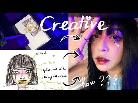 ĐỪNG LÀM THỢ MAKEUP hãy làm makeup artist - cách sáng tạo một layout makeup chất lượng