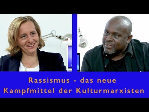 Rassismus - das neue Kampfmittel der Kulturmarxisten. Beatrix von Storch im Gespräch mit Serge Menga