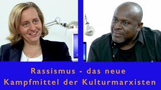 Rassismus – das neue Kampfmittel der Kulturmarxisten. Beatrix von Storch im Gespräch mit Serge Menga