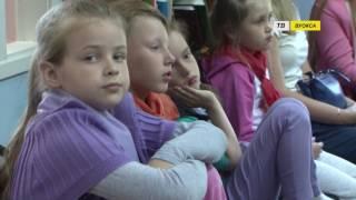 Настоятель Храма встретился с детьми в библиотеке
