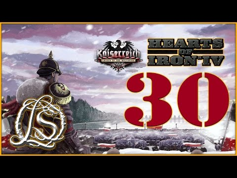 Hearts of Iron 4: KAISERREICH - German Empire - 30